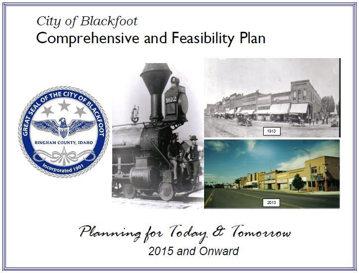 Comprehensive and Feasibility Plan 2015